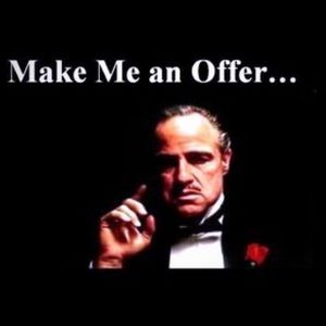 Tops - Make me an offer I can't refuse!